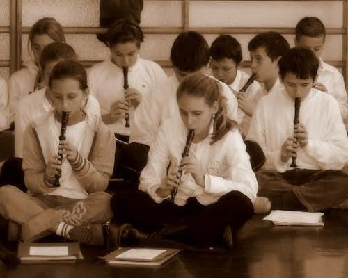 Saggio scolastico (a metà tra suono e rumore) di clagia