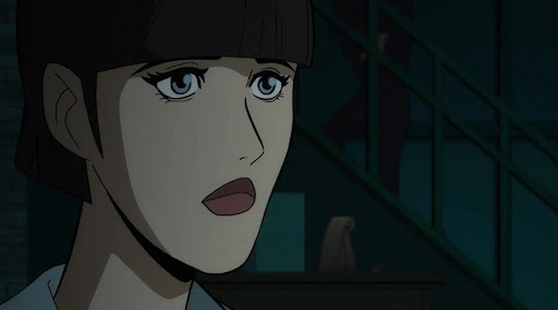 INTERVIEW: Julie Nathanson on making Gilda Dent her own person in BATMAN: THE LONG HALLOWEEN