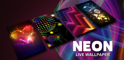 Neon Live Wallpaper - Apps on Google Play