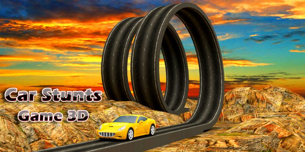 Car Stunts Game 3d Android Apps On Google Play