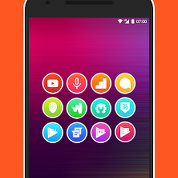 Lux Light - Icon Pack v2.3