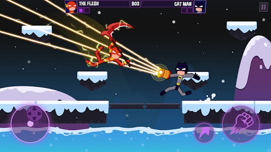 Spider Stickman Fighting 2 – Supreme stickman duel 10