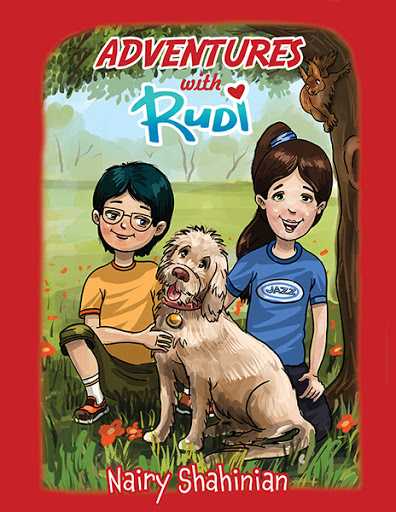 Adventures with Rudi cover