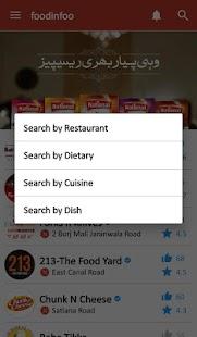 foodinfoo - náhled