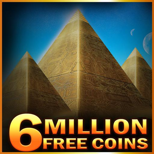 Pyramid of Pharaoh's Treasure - Egyptian 777 Slots