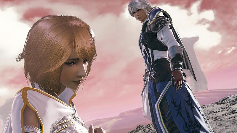 MOBIUS FINAL  FANTASY Screenshot 5