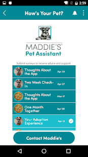 Maddie's Pet Assistant - náhled