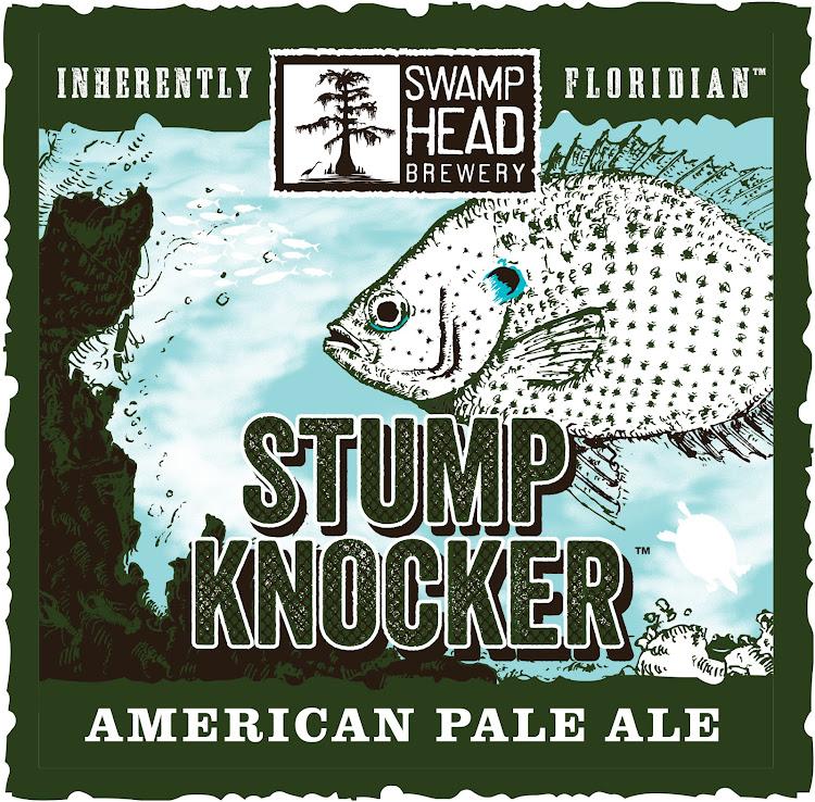 Logo of Swamp Head Stump Knocker Pale Ale