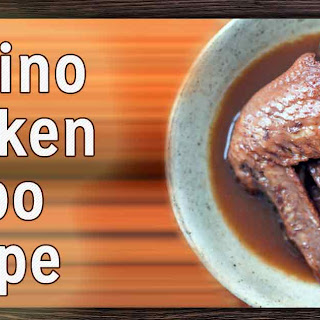 Mouthwatering Filipino Chicken Adobo Recipe