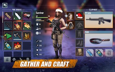 The Outlived: Zombie Survival APK screenshot thumbnail 12