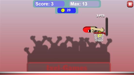 Basketball Slam Dunk - náhled