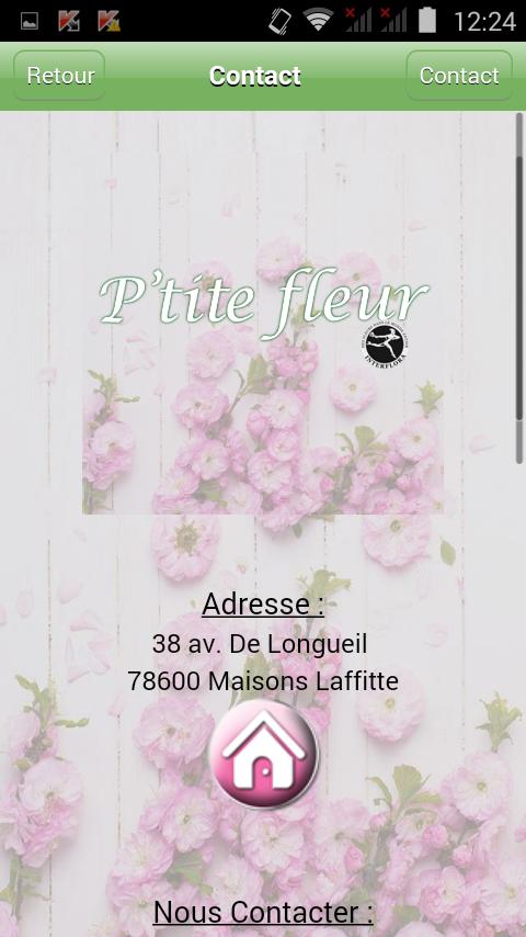 p'tite fleur - applications android sur google play