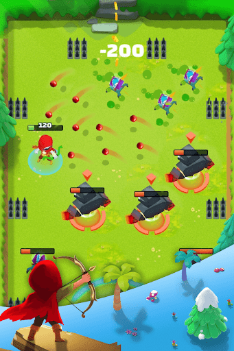 Bow Hero screenshot 4