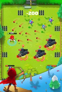 Bow Hero MOD (Shoot Through The Wall/Multiple Defense) 4