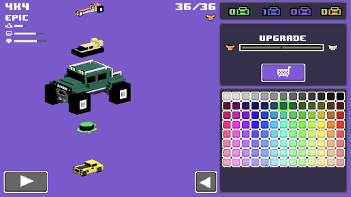 Smashy Road: Wanted 2 apktram screenshots 7