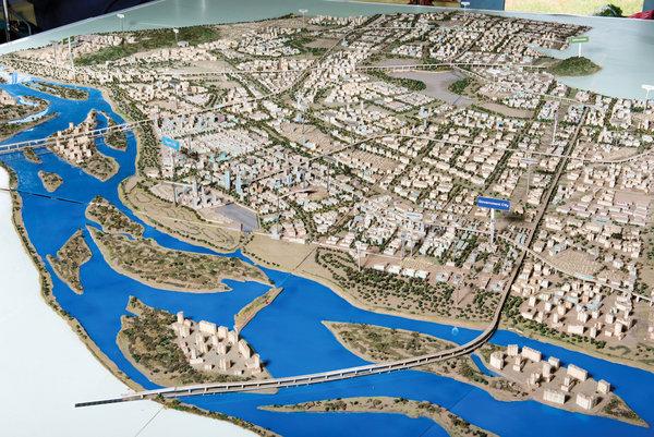 Проект будущего города