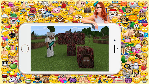 Minecraft PE Herobrine Addon 1.5 screenshots 4