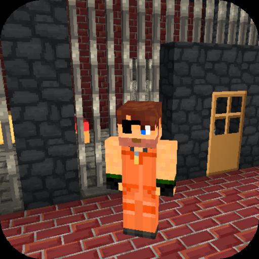 Jailbreak Craft : Cops and Robbers 5.0