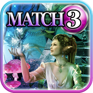 Match 3 – Wood Elves for PC and MAC