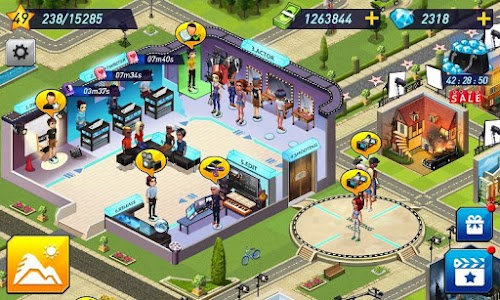 Hollywood Paradise v1.2 Mod Money