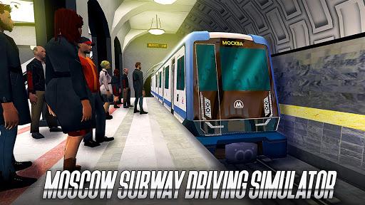 Moscow Subway Driving Simulator 1.3 screenshots 9