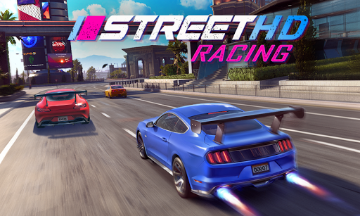 Street Racing HD screenshot 1