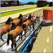 City Animal Transport Truck