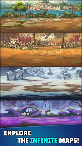 Merge and Go - Idle Game  screenshots 3
