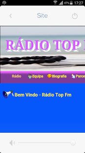 Radio Top FM- screenshot thumbnail