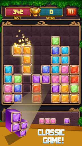 Block Puzzle Jewels Blitz Brick 2019 screenshot 2