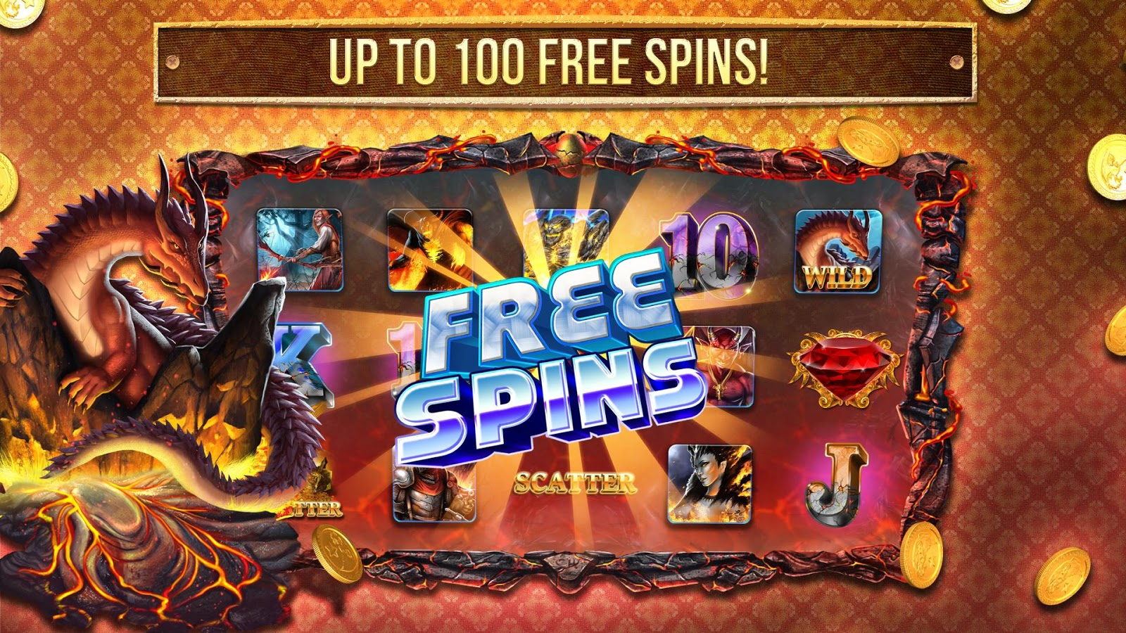 Slots Machines-Slots Adventure- screenshot