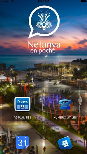 Netanya en poche