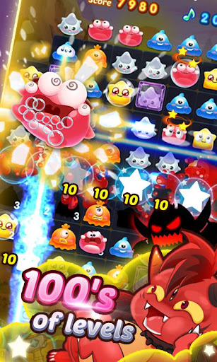 Monster Pop Bubble Buster 2
