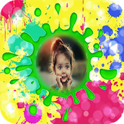 Happy Holi Photo Frame 2020  Icon