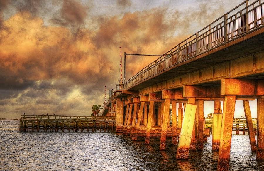 by Edward Allen - Buildings & Architecture Bridges & Suspended Structures