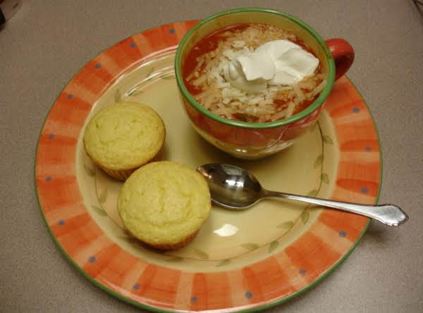 Miss Ann's Vegetable Soup Recipe