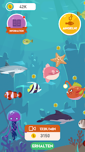 Game Happy Fishing - Catch Fish and Treasures APK for Windows Phone