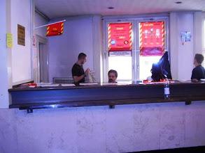 Photo: Desk obasjan suncem