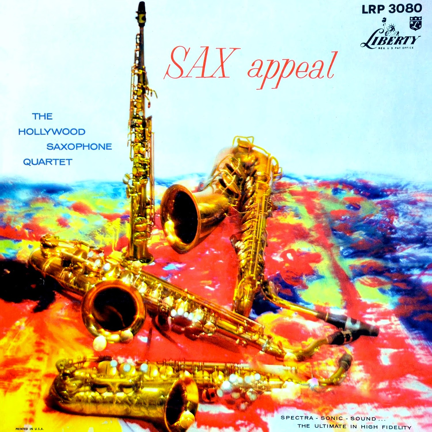 Hollywood Saxophone Quartet