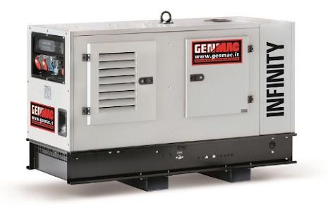 Genmac elverk Infinity-rent G21KS-M5