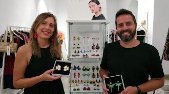 Évika cuenta con tienda online y diferentes puntos de venta en Almería, Jaén y Murcia.