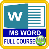MS Word Full Course (Offline)