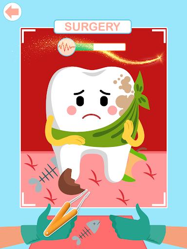 Kids Dentist; Kids Learn Teeth Care modavailable screenshots 11