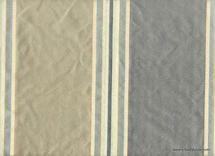 Photo: Madras 12 - Rotto Stripes #1 - Oceanic Green