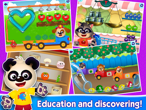 FUNNY FOOD 2! Educational Games for Kids Toddlers!  screenshots 14