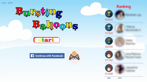 Bursting Balloons 3.4 screenshots 1
