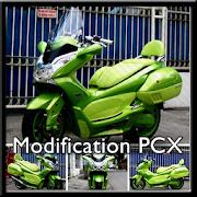 Modification Honda PCX