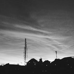 Kali code by Silvester Bingar - Landscapes Sunsets & Sunrises ( black and white, b and w, landscape, b&w, monotone, mono-tone )