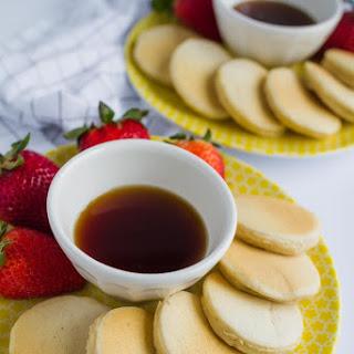 Oatmeal Pancake Dippers