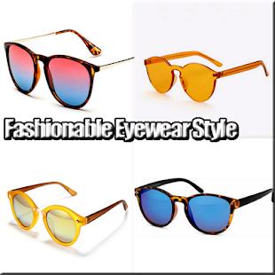 Módní Eyewear Style - náhled